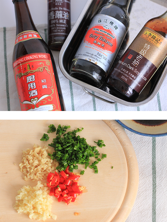 sauce liangban